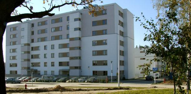 Zespół Budynków Wielorodzinnych przy ul.Onyksowej w Lublinie
