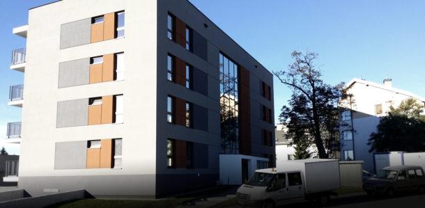 Budynek Mieszkalny Wielorodzinny przy ul.Cyprysowej w Lublinie